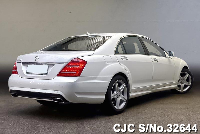 Rhd mercedes benz s500 blueefficiency for sale for Mercedes benz s500 2010