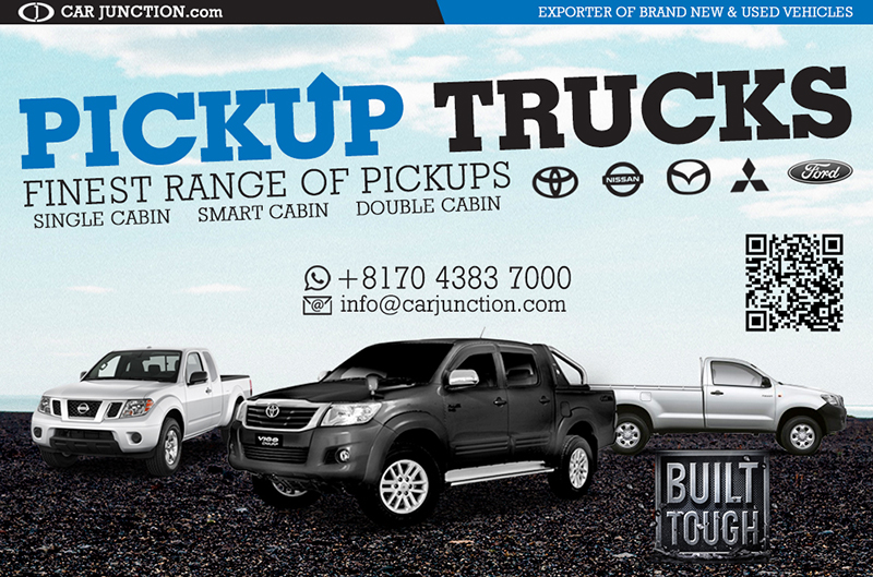 Top Selling Pickups in Kenya
